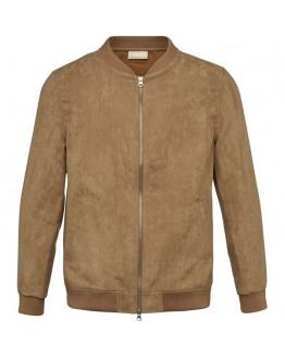 Suede Jacket - GRS