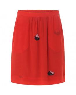 Skirt w. Blot print