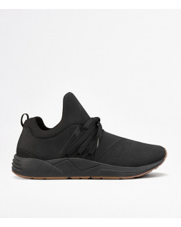 Raven Nubuck S-E15 Black Gum - Men