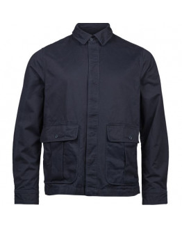 Twill short jacket - GOTS