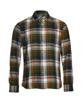 Checked flanel shirt - GOTS
