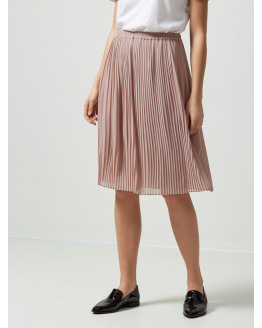 SFMUKI NEW MW PLEATED MIDI SKIRT 16057742