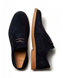 SHHROYCE LIGHT SUEDE SHOE NEW