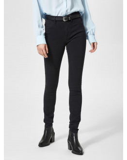 SLFGaia HW Jegging New Black Wash NOOS