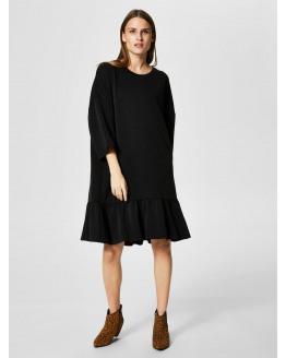 SFLIVA 3/4 SWEAT DRESS