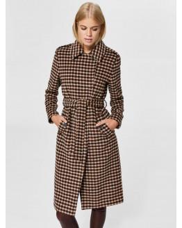 SLFTjekka Wool Coat
