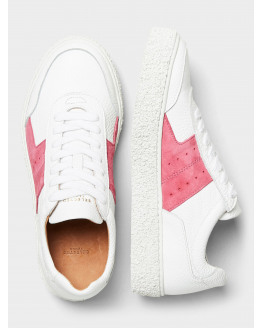 SLFDina Leather Trainer