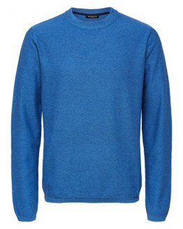 SLHPAGE CASHMERE CAMP CREW NECK