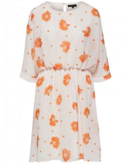 SLFORIANA 3/4 SHORT DRESS B