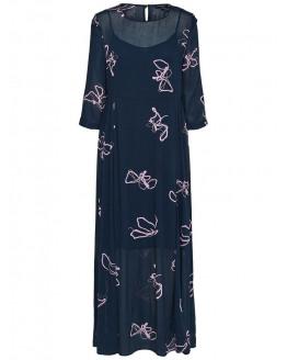 SLFHAVEN  3/4 ANKLE DRESS B