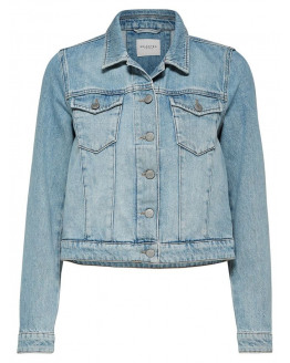 SLFNOLA LIGHT BLUE DENIM JACKET