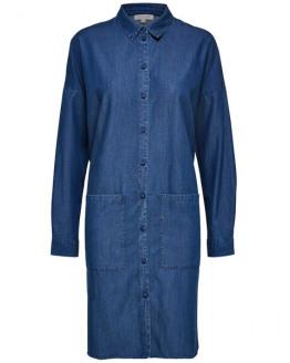 SLFAUGUSTA LS SHIRT DRESS W