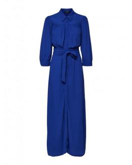 SLFABIGAIL-FLORENTA 3/4 ANKLE DRESS B