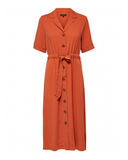 SLFCALLY 2/4 MIDI DRESS