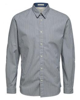 SLHSlimHarper Shirt Ls Mix W
