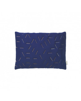 Splash Memory Pillow Rectangular 55x40cm