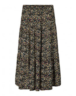 Morning Viscose Moss Crepe Skirt