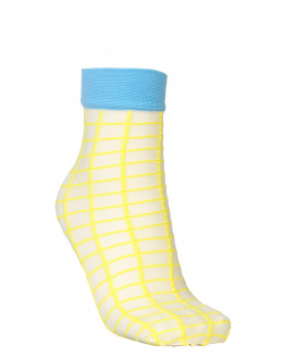Dagmar Square Sock