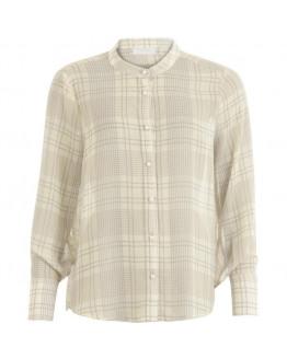 Shirt in check print