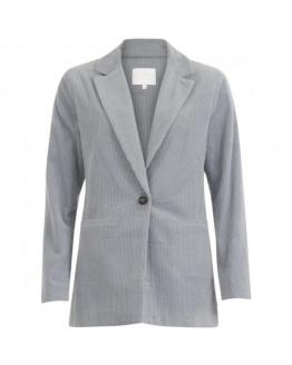 Suit jacket in corduroy