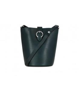 Aria Bucket Evening Bag