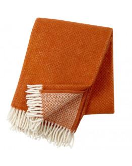 Vega woven wool throw