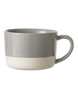 Zoe Mug Stoneware Grey