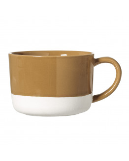 Zoe Mug Stoneware Brown