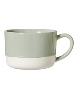 Zoe Mug Stoneware Green