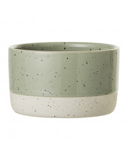 Zoe Bowl Stoneware Green