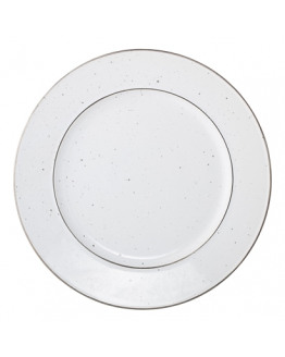 Emily Plate Stoneware 25cm