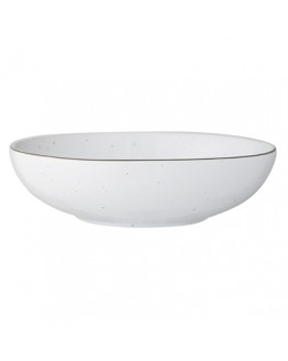 Emily Serving Bowl Stoneware 21,5x6cm