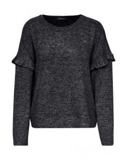 Viscia Frill Sweatshirt