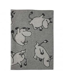 Happy Moomin 90x130cm