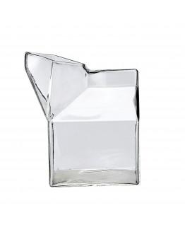 Milk Jug Glass Clear
