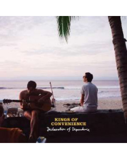Kings of Convenience - Declaration Of Dependence CD