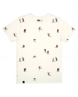 T-shirt Stockholm Ski People