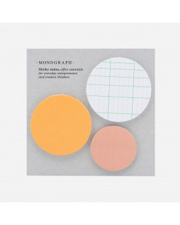 Sticky notes Set of 3 designs