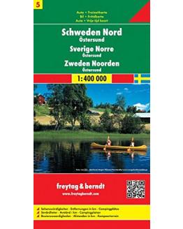 Zweden Noord - Östersund
