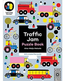 Traffic Jam. Puzzle Book