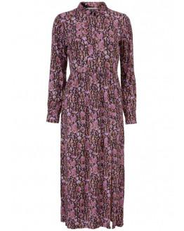 Solero print dress