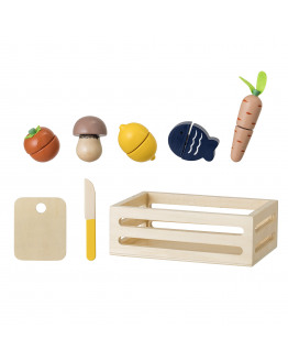 Toy Food Plywood Nature