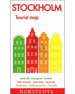 Stockholm Tourist 1:13 000