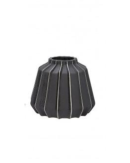 Vase Ceramics 19x17cm 640310HUB