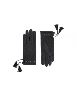 Felt Glove with Tassel