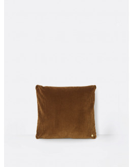 Corduroy Cushion Golden Olive 45x45cm