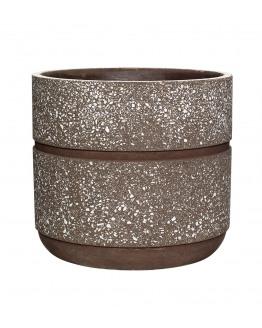 Pot Concrete 22x20cm