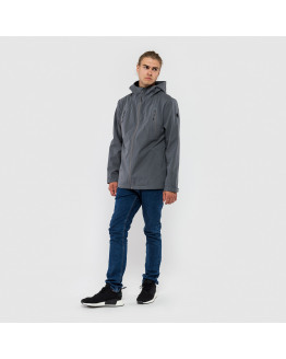 Hooded jacket 7609
