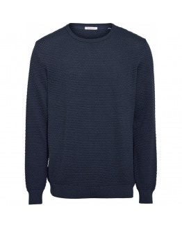 FIELD o-neck sailor knit - GOTS/Vegan