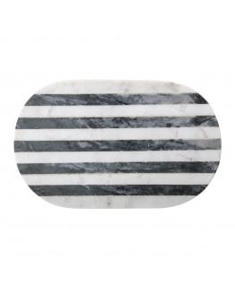 Cutting Board Black Marble 37x23cm